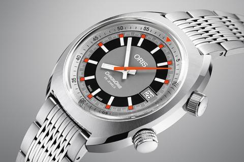 Новые часы Oris Chronoris Date – заслуживающая доверия интерпретация легендарных часов 1970-х.