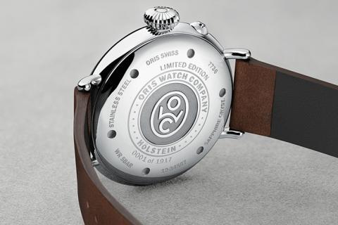 Oris отмечает удачную находку первых наручных авиаторских часов в своей истории выпуском специальной лимитированной серии, изготовленной в честь оригинальной модели