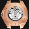 Edox Les Bémonts Ultra Slim Date Automatic 80114-37R-BUIR
