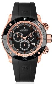 Edox CO-1 Chronograph Quartz 10221-37R-NIR