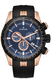 Edox Grand Ocean Chronograph 10226-37RNCA-BUIR