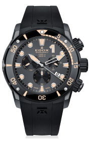 Edox CO-1 Sharkman II Limited Edition 10234-357GN-NINB