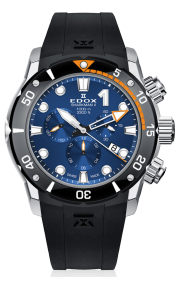 Edox CO-1 Sharkman II Limited Edition 10234-3O-BUIN