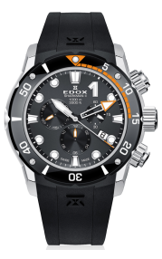 Edox CO-1 Sharkman II Limited Edition 10234-3O-NIN