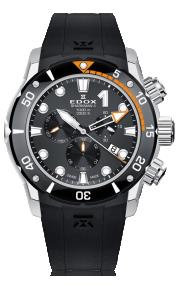 Edox CO-1 Sharkman II Limited Edition 10234-3O-NIN
