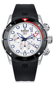 Edox CO-1 Sharkman II Limited Edition 10234-3R-BIBU