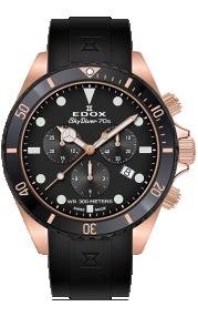 Edox Skydiver 70s Chronograph 10238-37RNNCA-NI