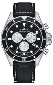 Edox SkyDiver 70s Chronograph 10238-3NC-NIA