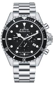 Edox SkyDiver 70s Chronograph 10238-3NM-NI