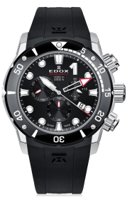 Edox CO-1 Sharkman III 10241-TIB-NIN