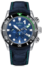 Edox CO-1 Sharkman III 10241-TIV-BUIN