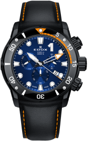 Edox CO-1 Chronograph 10242-TINNO-BUIN