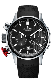 Edox Chronorally Chronograph 10302-3-GIN