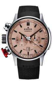 Edox Chronorally Chronograph 10302-3-ROIN