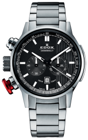 Edox Chronorally Chronograph 10302-3M-GIN