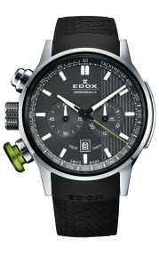 Edox Chronorally Chronograph 10302-3V-GIN