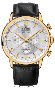 Edox Les Bémonts Chronograph Complication 10501-37J-AID