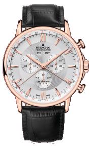 Edox Les Bémonts Chronograph Complication 10501-37R-AIR