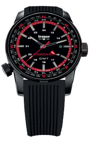 "Traser P68 Pathfinder GMT ""ICEBREAKER"" LIMITED EDITION MURMANSK SERIES 109501"