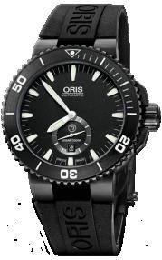 Oris Aquis Titan Small Second Date 01 739 7674 7754-07 4 26 34BTE