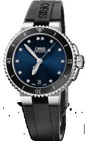 Oris Aquis Date Diamonds 01 733 7652 4195-07 4 18 34