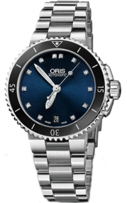 Oris Aquis Date Diamonds 01 733 7652 4195-07 8 18 01P