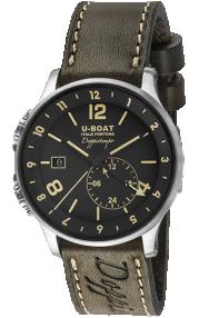 U-BOAT Dual Time 1938 Doppiotempo 8400
