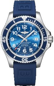 Breitling Superocean II 42 Steel - Mariner Blue A17365D11C1S1