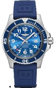 Breitling Superocean II 44 Steel - Gun Blue A17392D81C1S1