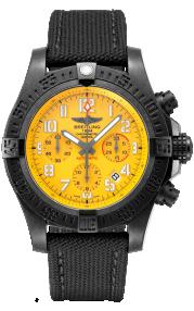 Breitling Avenger Hurricane 12H 45 Breitlight® - Cobra Yellow XB0180E41I1W1