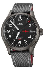 Oris GMT Rega Limited Edition 01 748 7710 4284-Set