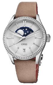 Oris Artelier Grande Lune Date Diamonds 01 763 7723 4951-07 5 18 33FC