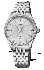 Oris Artelier Date Diamonds 01 561 7724 4951-07 8 17 79
