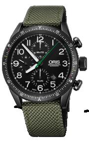 Oris Paradropper LT Staffel 7 Limited Edition 01 774 7661 7734-Set TS