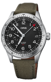 Oris Big Crown ProPilot Timer GMT 01 748 7756 4064-07 3 22 02LC