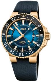 Oris Carysfort Reef Gold Limited Edition 01 798 7754 6185-Set