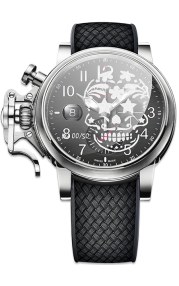 Graham Chronofighter Grand Vintage Special Series SKULL Limited Edition 2CVDS.B29E