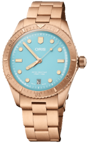 Oris Divers Sixty-Five Cotton Candy 01 733 7771 3155-07 8 19 15