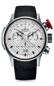 Edox Chronorally Chronograph 38001-TIN-AIN