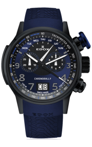 Edox Chronorally Chronograph 38001-TINNBUF3-BUF3