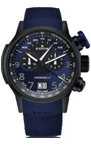 Edox Chronorally Chronograph 38001-TINNBUF3-BUF3