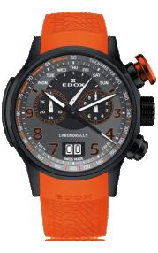 Edox Chronorally Chronograph 38001-TINNO3-NO3