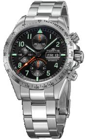 Fortis Classic Cosmonauts Steel p.m. 401.21.11 F2140001