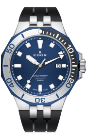 Edox Delfin Diver Date 53015-357BUNCA-BUIN