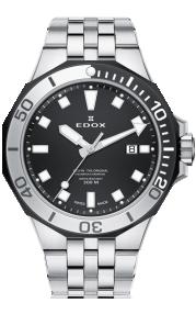 Edox Delfin Diver Date 53015-357NM-NIN