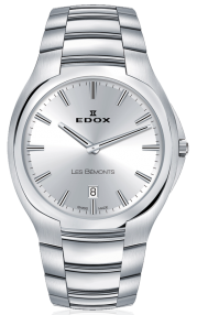Edox Les Bémonts Ultra Slim Date 56003-3-AIN