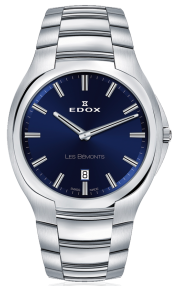 Edox Les Bémonts Ultra Slim Date 56003-3-BUIN