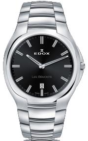 Edox Les Bémonts Ultra Slim Date 56003-3-NIN