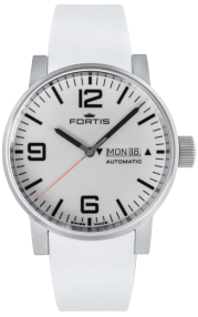 Fortis Spacematic Steel White 623.10.12-Si02-WE1