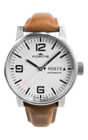 Fortis Spacematic Steel White 623.10.12